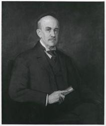 William Graham Sumner (1840-1910), B.A. 1863, LL.D. 1909