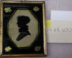 Mrs. Cyrus Yale (Asenath Bradley [1791-1855])
