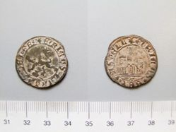 Blanco of Henry IV from Toledo