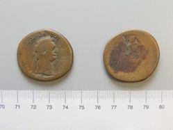 Sestertius of Domitian