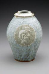 Cord-impressed Vase