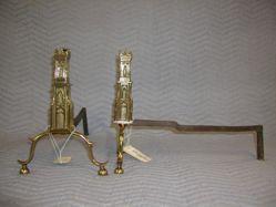 Pair of Andirons