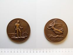 Medal for the Society of Medalists 14th Issue, 1936