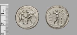 Stater from Aspendos