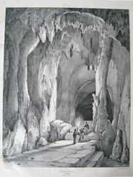 Grottes d'Osselles: Le Tombeau (Osselles Caves: The Tomb)