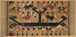 Ceremonial Cover or Hanging (Tatibin)
