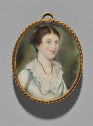 Young Woman of the Folwell Family