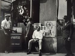 Harlem, Unemployed II, New York City