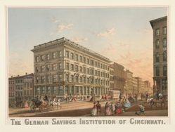 The German Savings Institution of Cincinnati