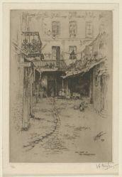 Old Court in Rue Vercingetorix