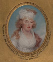 Sophia Chew (Mrs. Henry Philips) (1769-1841)