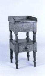 Miniature basin stand