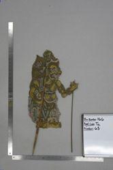 Shadow Puppet (Wayang Kulit) of Sanga Hyang Yama