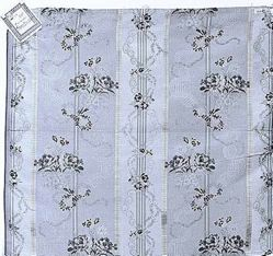 Reproduction of late Louis XV compound fancy cloth, brocaded