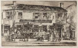 Ye Olde Curiosity Shop, Nantucket