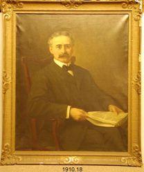 Samuel Lewis Penfield (1856-1906), Ph.B. 1887, M.A. (Hon.) 1896