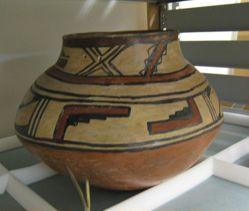 Glazeware Jar