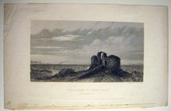 The Ruins of Fort Hale