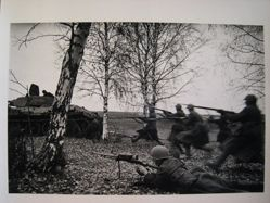 Advancing through the Birch, from The Great Patriotic War, Vol. II