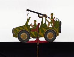 Shadow Puppet (Wayang Kulit) of Tank I