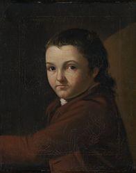 Jabez Huntington, Jr. (Nephew of the artist) (1767-1848), B.A. 1784
