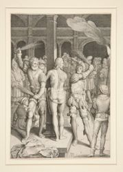 The Flagellation (Passion Series)