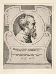 Michael Angelus Bonarotus Patritius Florentinus an agens LXXII