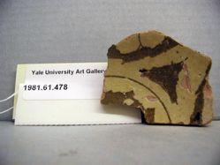 Medieval or Islamic sherd