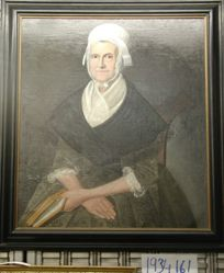 Mrs. Samuel Bishop (Mehitable Bassett) (1728–1811)