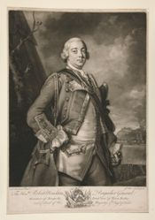 The Honorable Robert Monckton, Brigadier General; Governor of Annapolis,...