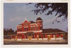 Railroad Station, Selma, Alabama, 1973