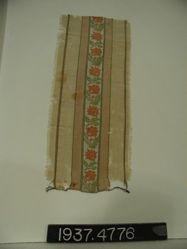Piece of compound cloth
