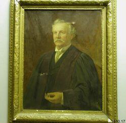 William Petit Trowbridge (1828-1892), M. A. (Hon.) 1870