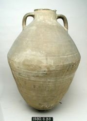 Large Two-Handled Jar