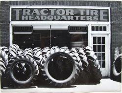 Tire Store, Vernon, Texas