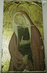 Saint John (Fragment of Crucifixion)