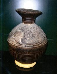 Water or Palm Wine Container