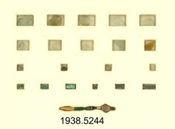 Beads and fragments