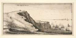 The Cliff of Dover, from the series Divers Views after the Life