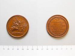 Medal of John Eager Howard, the Battle of Cowpens
