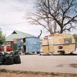 Taxi Rank, Mafikeng, former Bophuthatswana
