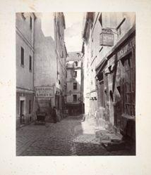 Rue d'Ecosse