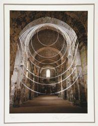 Sept couronnes excentriques (Seven Eccentric Crowns), Abbaye Saint-Jean d'Orbestier, Le Château d'Olonne, France