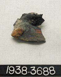 Bronze Umbo fragment