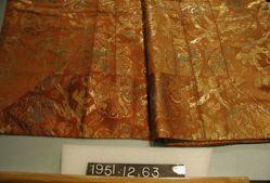 Priest's robe, compound satin