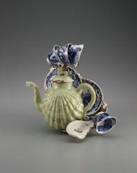 Dragon Junk teapot