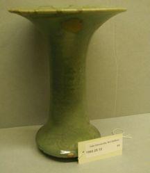Vase in Shape of Archaic Gu