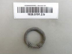 Silver Child's Bracelet