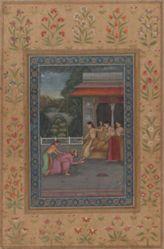 Ragini Ramkali  : Part of a Ragamala