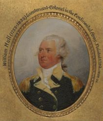 William Hull (1753-1825), B.A. 1772, M.A. 1779
